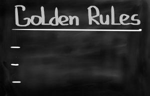 חוקי הזהב ליציאה מהמשבר