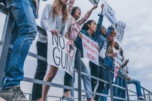 הפגנה, מחאה